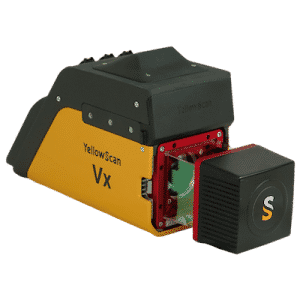 Yellowscan VX-15 riegl MSDI